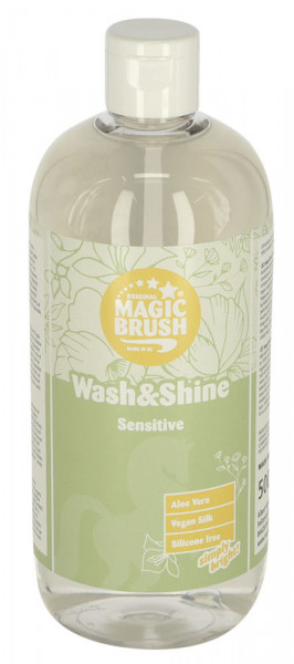 MagicBrush - Wash&Shine Shampoo Sensitive
