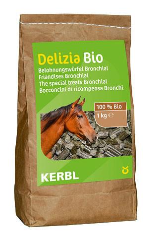 Delizia Belohnungswürfel Bio BRONCHIAL