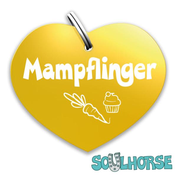 Mampflinger Herz gold
