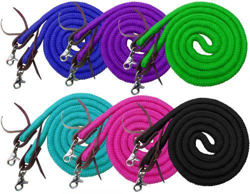 Baumwollzügel geschlossen, in verschiedenen Farben