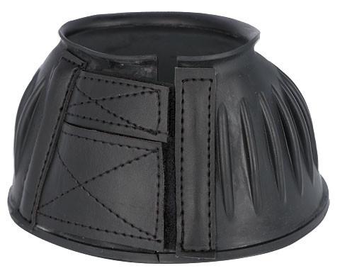 Springglocken Gummi schwarz