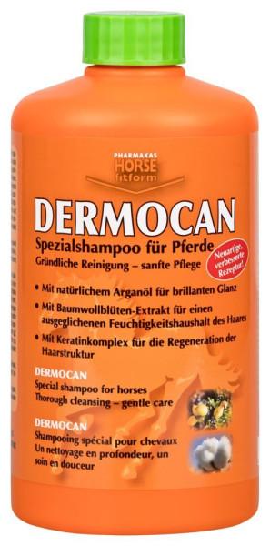 Pferdeshampoo Spezial Dermocan