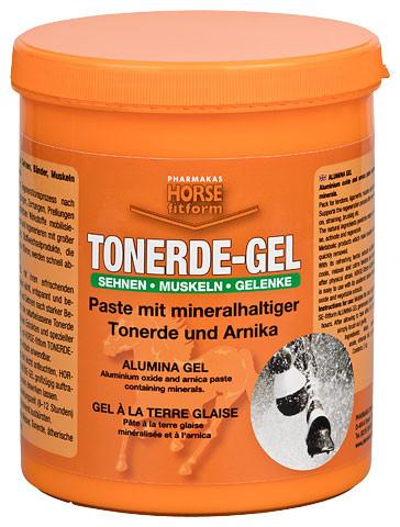 Tonerde-Gel mit Arnika Pharmakas Horse fitform