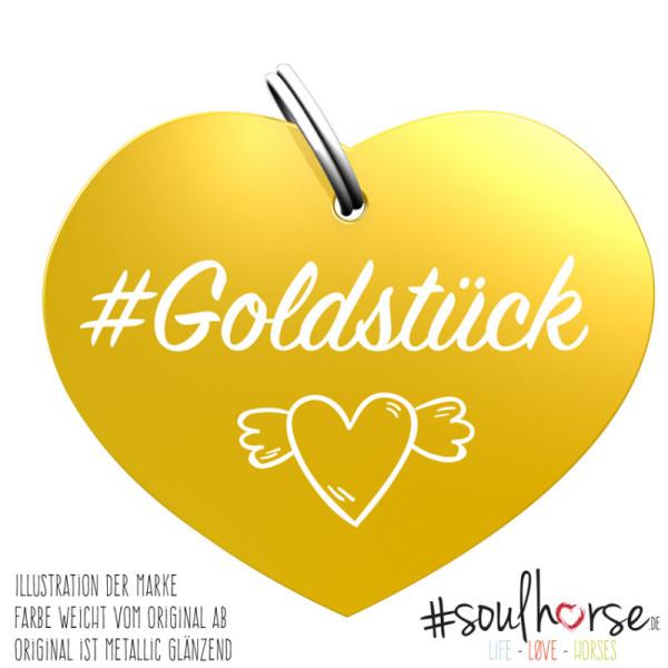 Goldstück Alumarke