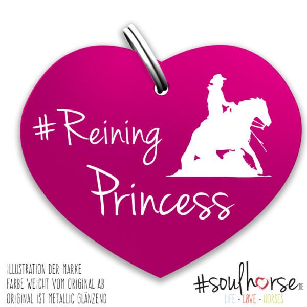 Reining Princess pink