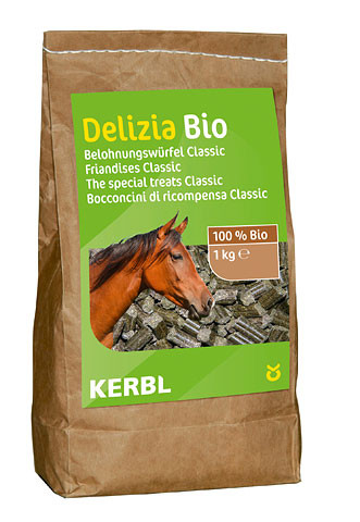 Delizia Belohnungswürfel Bio CLASSIC