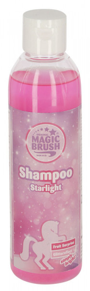 MagicBrush Shampoo Starlight Fruit Surprise mit Glitzereffekt