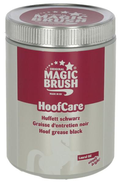 Huffett mit Pflanzenölen und Lorbeerextrakt schwarz MagicBrush