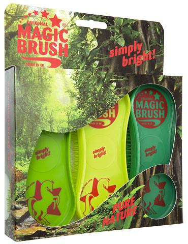 MagicBrush Bürstensets Pure Nature